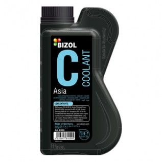 Антифриз - BIZOL Coolant Asia, concentrate 1л