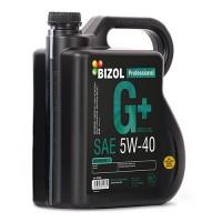Синтетическое моторное масло -  BIZOL Green Oil+ 5W-40 4л
