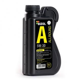 Синтетична моторна олива -  BIZOL Allround 5W-30 1л
