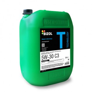 Синтетическое моторное масло -  BIZOL Technology 5W-30 C3 20л