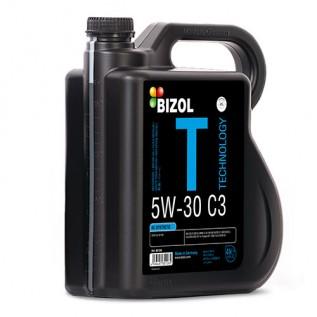 Синтетическое моторное масло -  BIZOL Technology 5W-30 C3 4л