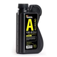 Полусинтетическое моторное масло -  BIZOL Allround 10W-40 CI-4 1л