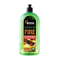 Розжигатель угля и каминов - Bizol GREEN FIRE 1.0Л