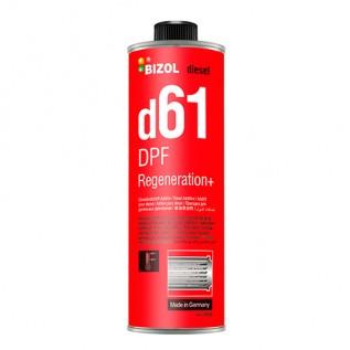 Присадка для захисту сажового фільтра  - BIZOL DPF Regeneration+ d61 0,25л