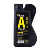 Полусинтетическое моторное масло -  BIZOL Allround 10W-40 1л