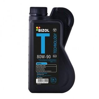 Масло трансмиссионное - BIZOL Technology Gear Oil GL5 80W-90 1л