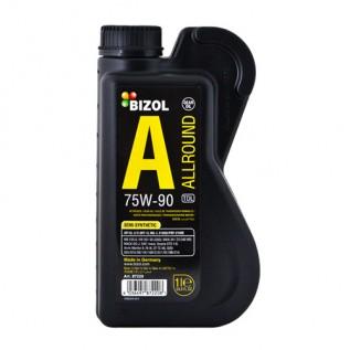 Масло трансмиссионное - BIZOL Allround Gear Oil TDL 75W-90 1л